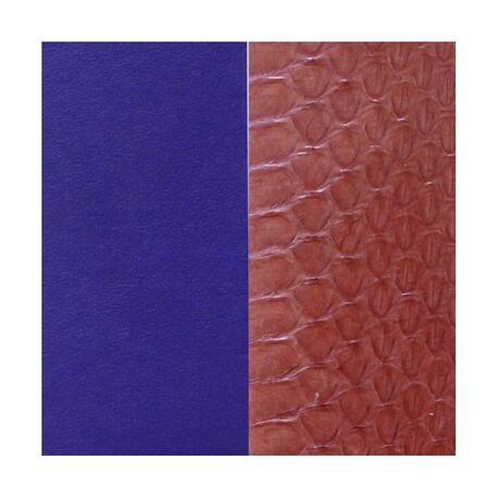 Les Georgettes 40 mm inlay paars en terracotta