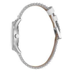Esprit stalen horloge Drops wit