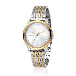 Esprit bicolor horloge Joy zirkonia