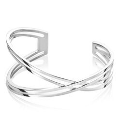 Klemarmband zilver Mart Visser by Zinzi MVA12
