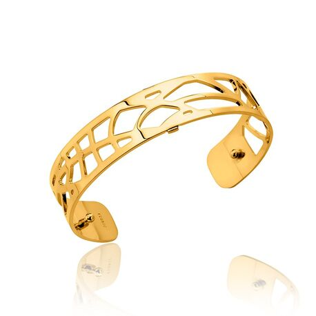 Les Georgettes 14 mm Fourgeres armband verguld