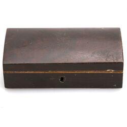 12 oude zilveren theelepels Biedermeier