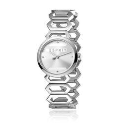 Esprit stalen dames horloge Arc ES1L021M0015
