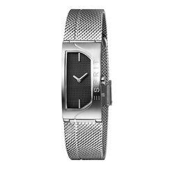 Esprit Houston Blaze horloge zilver zwart