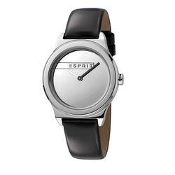 Esprit Magnolie horloge zwarte horlogeband