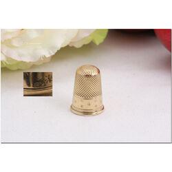Gouden Vingerhoed Rond1880