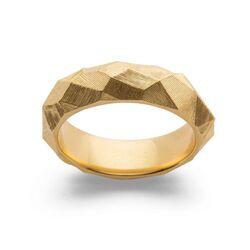Bastian Inverun Prisma ring verguld