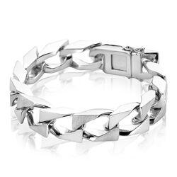 Mart Visser armband MVA11 van Zinzi gourmetschakel