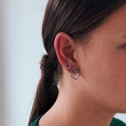 La Figura oorstekers v-vorm