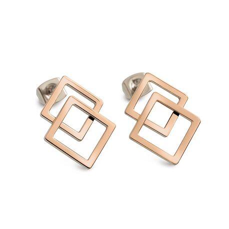 La Figura oorstekers twee ruiten rosé
