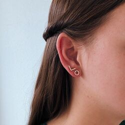 La Figura rosé oorstekers cirkel