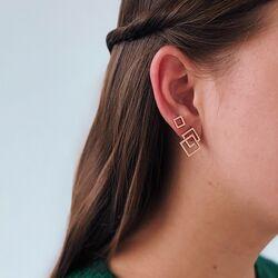La Figura rosé oorstekers ruit