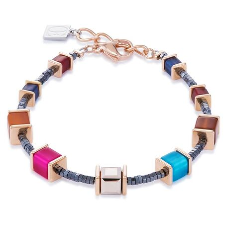 Coeur de Lion armband Multicolor winter 2 4945-30-1567