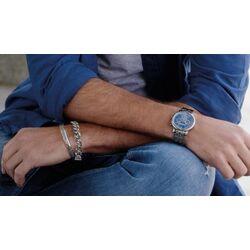 Fred Bennet gezwart herenhorloge donkerblauw