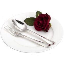 Zilver ontbijtbestek klein bestek Hollands glad