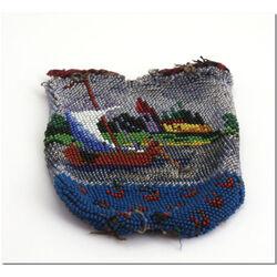 Voor  Kralenkunstenaars En Kunstenaressen: Zeilboot