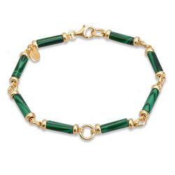 Tatiana Fabergé malachiet armband