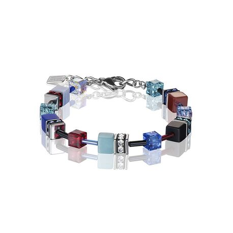 Coeur de Lion armband multicolor Fancy 4905-30-1568