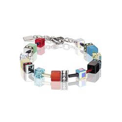 Coeur de Lion armband multicolor Bouquet Fresh 2838-30-1564