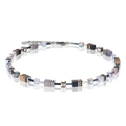 Coeur de Lion collier multicolor Natur 4905-10-1523