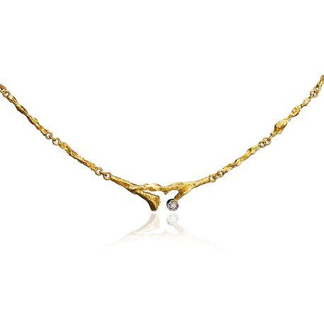 Gouden colllier lapponia Spring Dew 120102