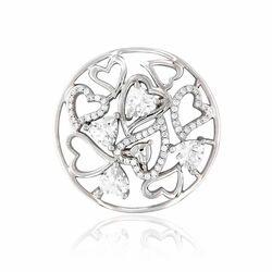 MY iMenso Hearts Deluxe insignia 33-1475