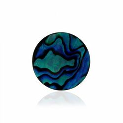 abalone in blue resin 24-1458 insignia