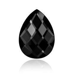 MY iMenso Goccia insignia zwart 25 mm