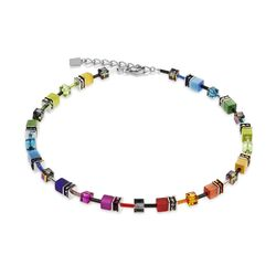 Coeur de Lion collier Rainbow