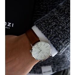 Zinzi Man Watch white ZIW740