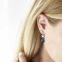 Julie Sandlau Stella oorstekers ster zirkonia