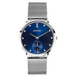 Zinzi Roman Glam horloge donkerblauw ZIW525M