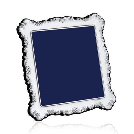 Zilveren fotolijst 13x13 Carrs
