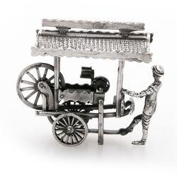 Ziveren miniatuur scharensliep