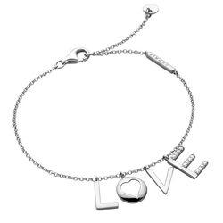 Esprit zilveren armband LOVE