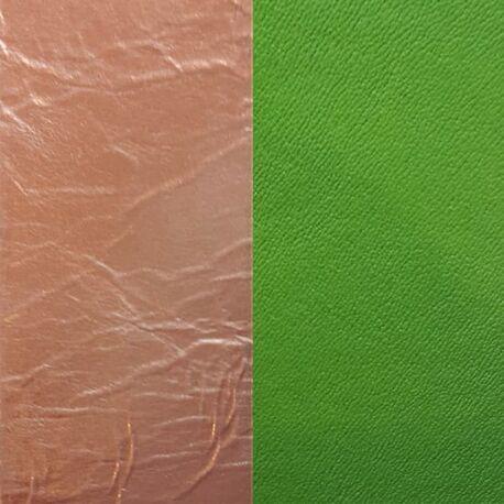Les Georgettes 40 mm inlay rosé en groen