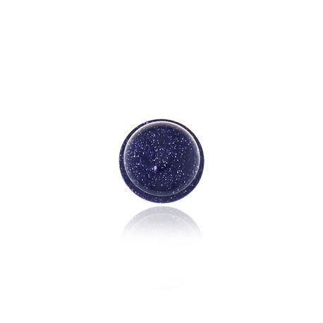 MY iMenso 14 mm blauw goudsteen 14-0113