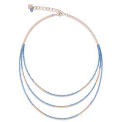 Coeur de Lion collier Waterval lichtblauw