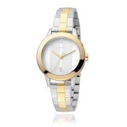 Esprit Tact horloge bicolor