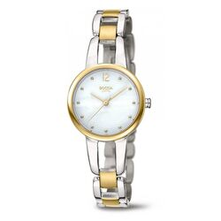 Boccia bicolor horloge grote schakels 3290-02