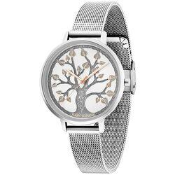 Julie Julsen Levensboom horloge staal