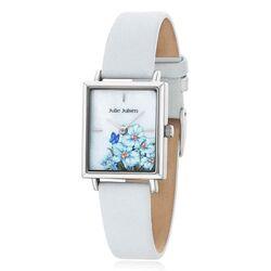 Julie Julsen rechthoek horloge mint