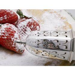 Zilveren suikerstrooibus Bonebakker