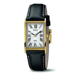 Boccia Titanium Royce horloge zwart 3285-04