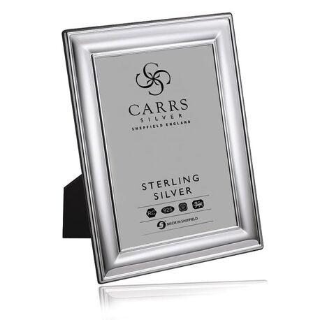 Carrs zilveren fotolijst 20 x15 LRWX482