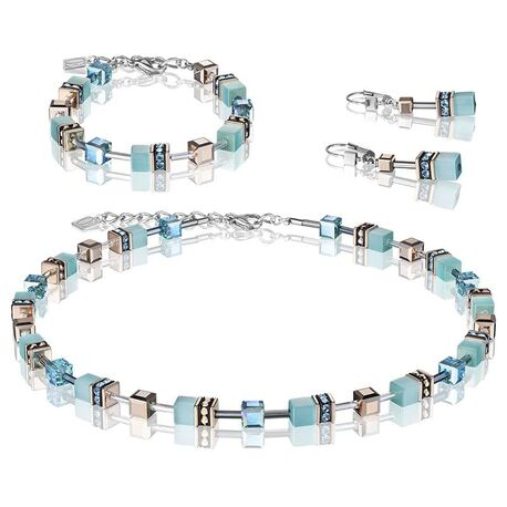 Coeur de lion set aqua 4016-2000