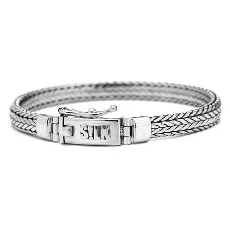 Silk Alpha armband z339