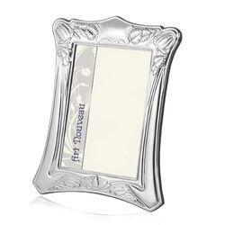 Zilveren fotolijst Art Nouveau stijl An3A/w