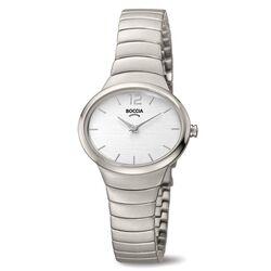 Boccia Titanium ovaal horloge 3280-01