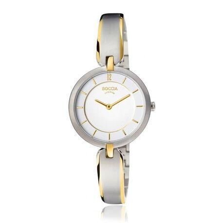 Boccia Titanum horloge bicolor 3164-03